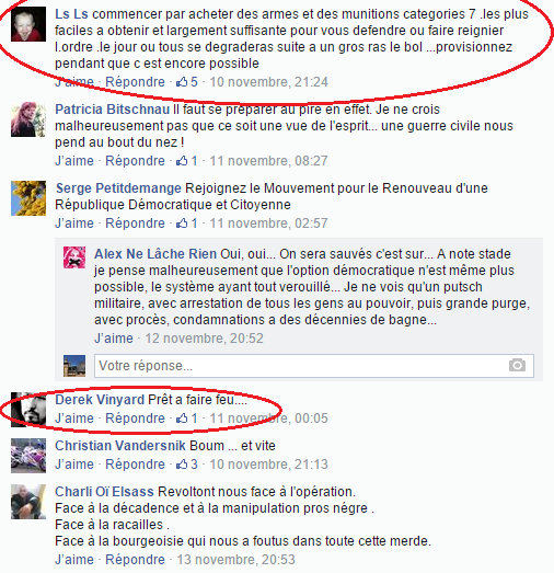 Page Facebook anti mosquée Strasbourg 9