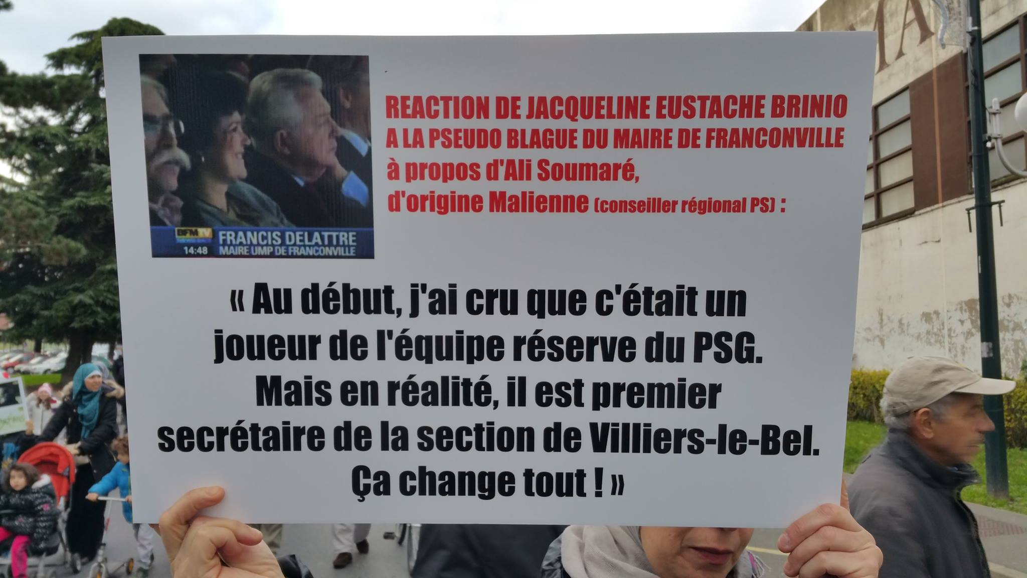 Forte mobilisation contre l'islamophobie à Saint-Gratien 3