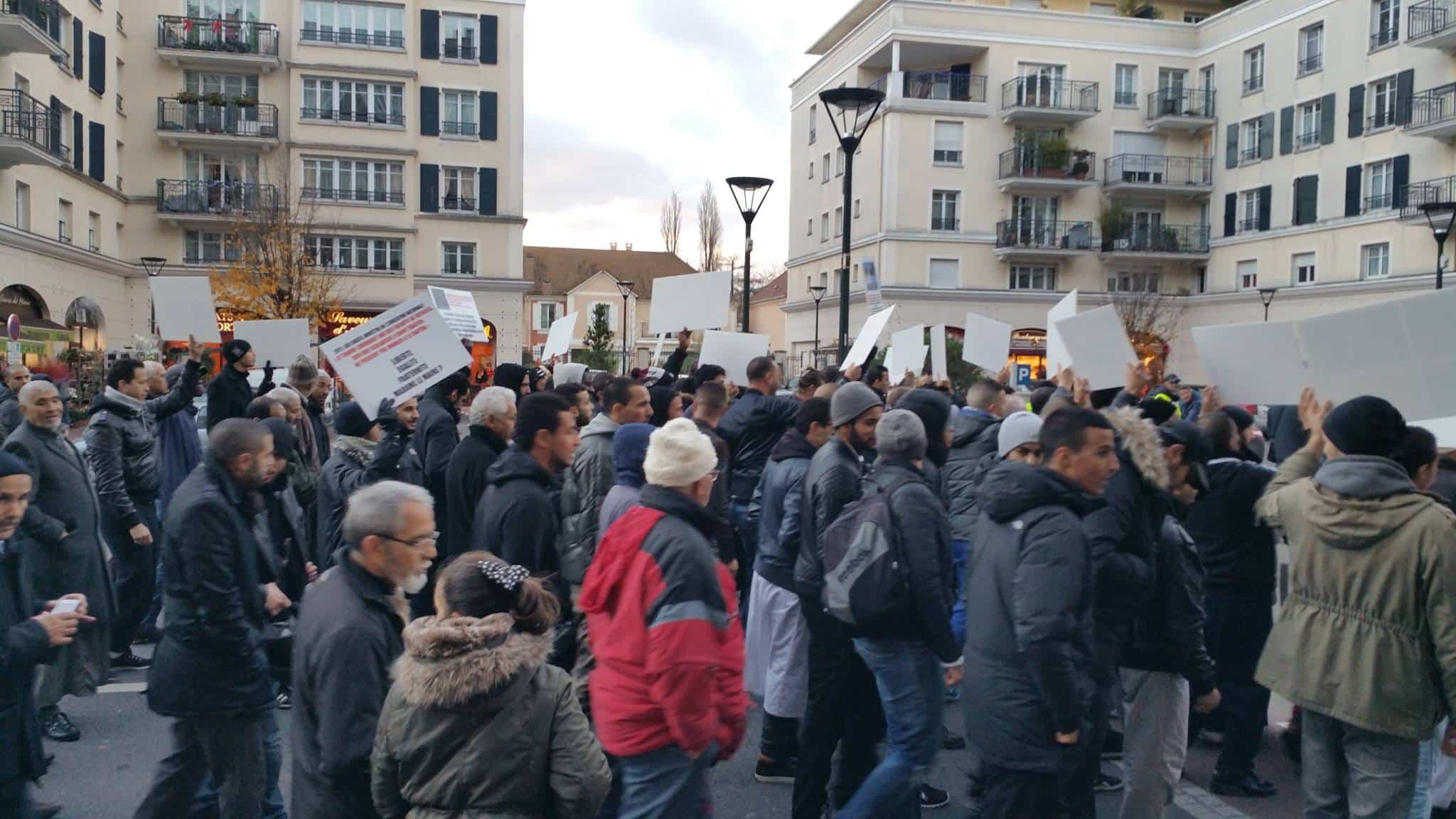 Forte mobilisation contre l'islamophobie à Saint-Gratien 9