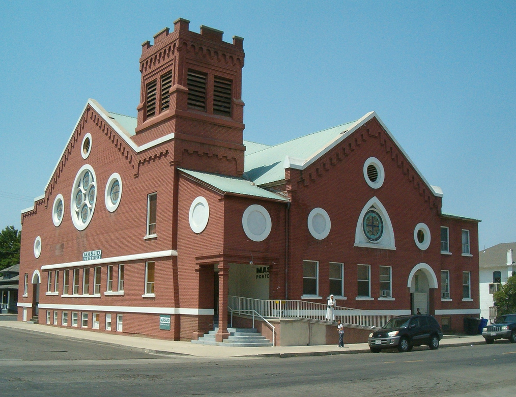 Masjid de porterville