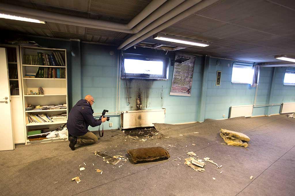 Suède  deuxième mosquée incendiée en cinq jours