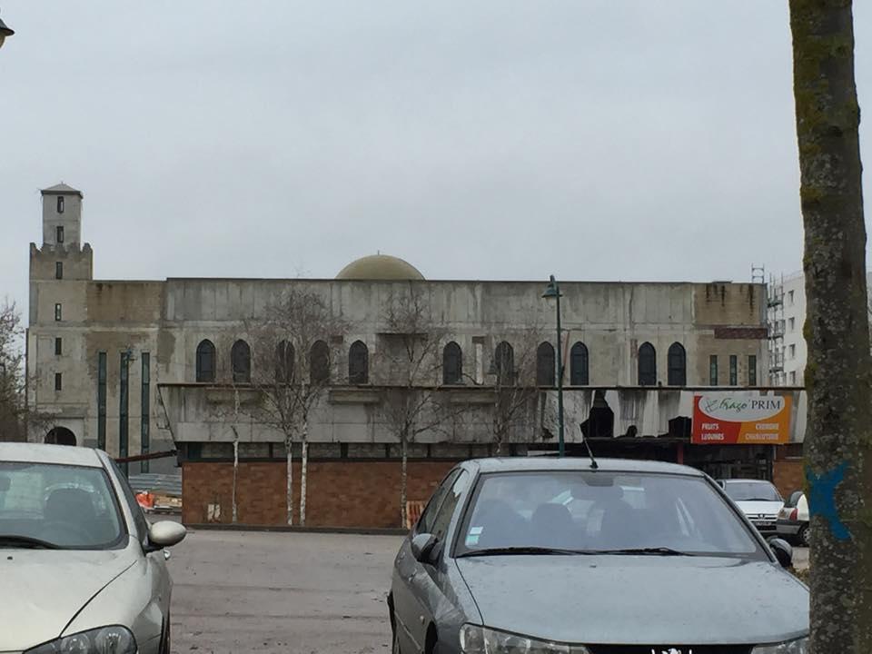 Une deuxième mosquée en construction à Mantes-la-Jolie1