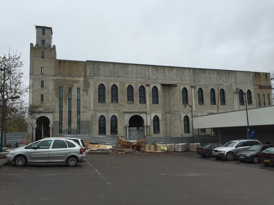 Une deuxième mosquée en construction à Mantes-la-Jolie4