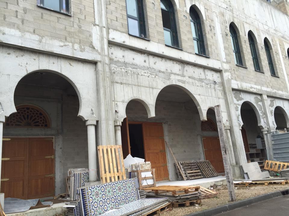 Une deuxième mosquée en construction à Mantes-la-Jolie6