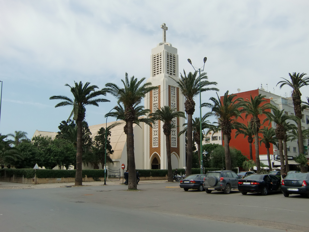 Eglise Saint Jacques de Mohammedia