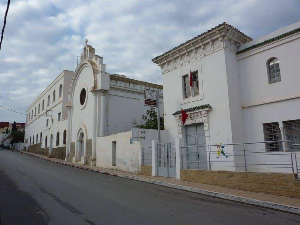 Eglise San José d'Al Hoceima