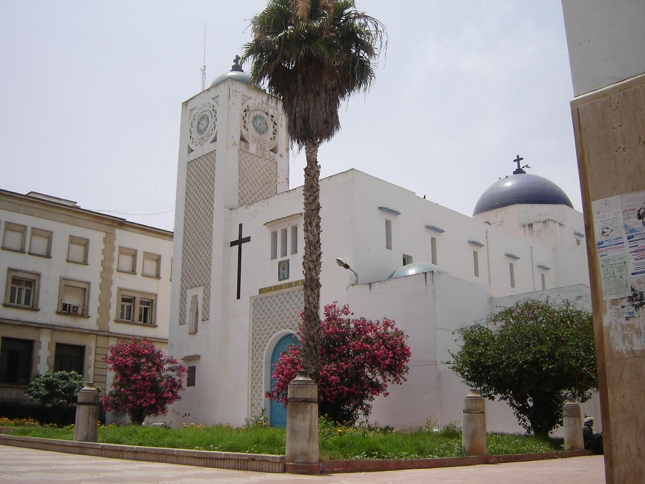 L'église de Laraache