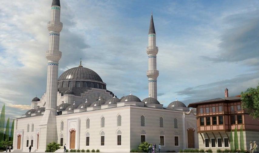 Mosquée Eyyub Sultan de Strasbourg