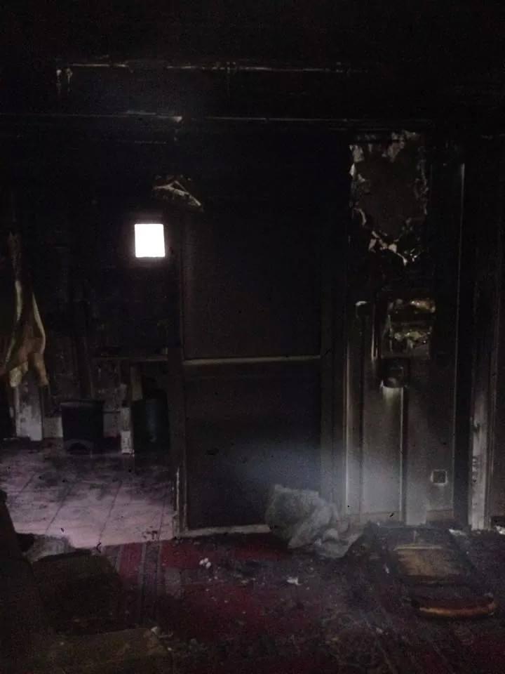 Une mosquée d'Aix-les-Bains incendiée 3