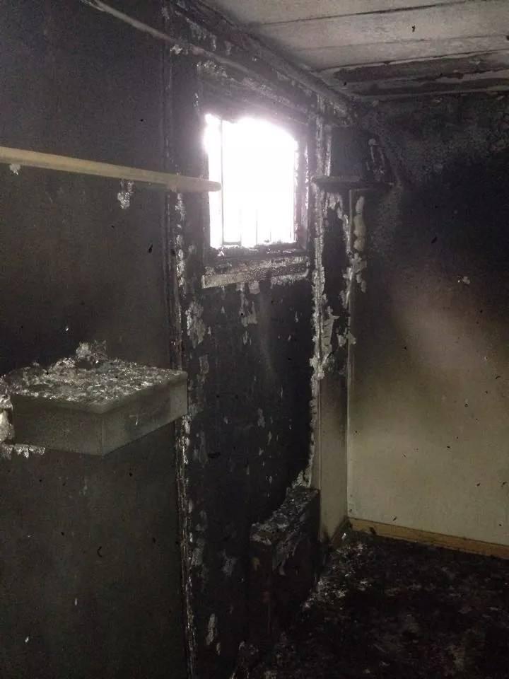 Une mosquée d'Aix-les-Bains incendiée 4
