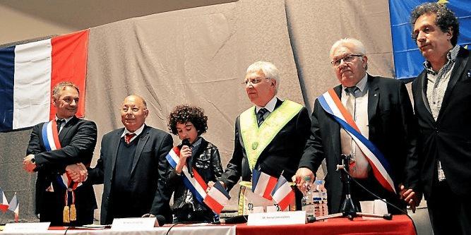 Dalil Boubakeur chez les francs-maçons du Grand Orient