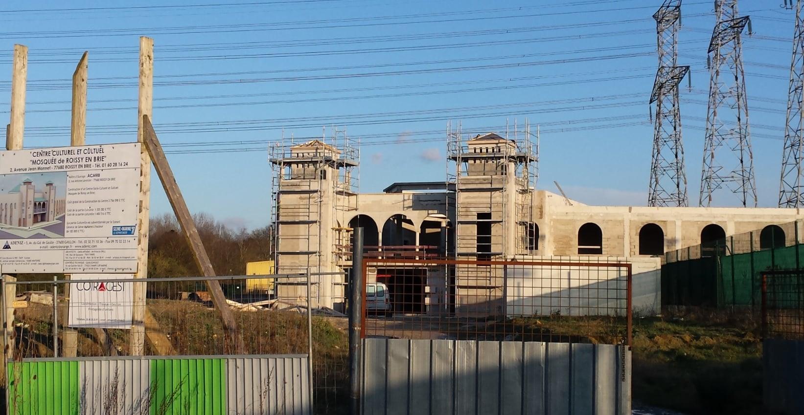Mosquée de Roissy-en-Brie 1