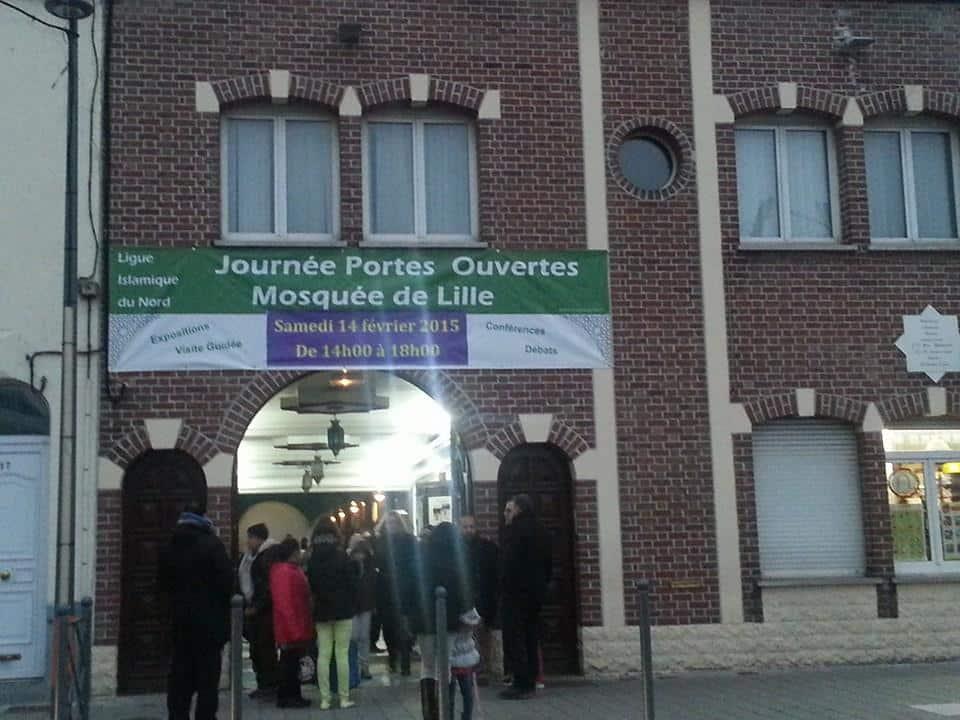 Portes ouvertes à la mosquée Al Imane de Lille 1