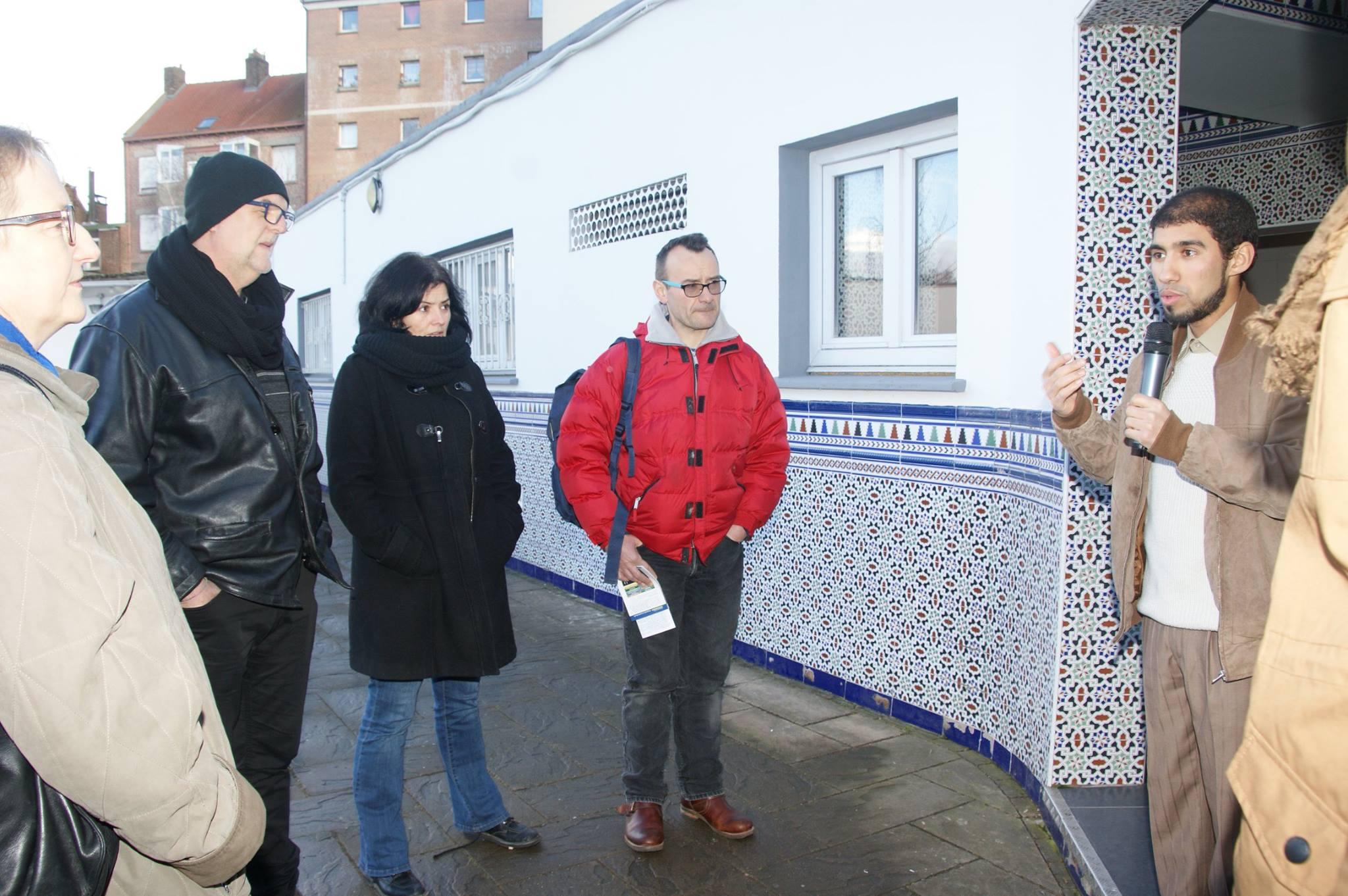 Portes ouvertes à la mosquée Al Imane de Lille 4