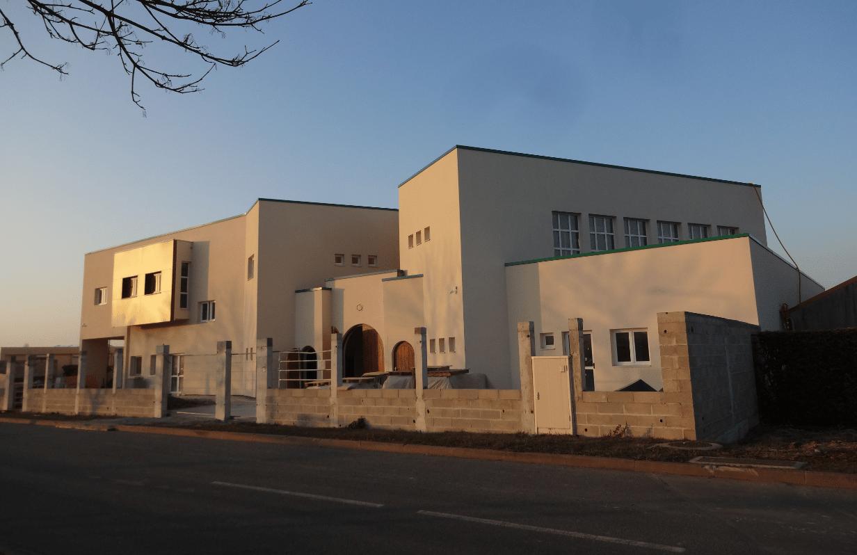 Mosquée de Moissy-Cramayel