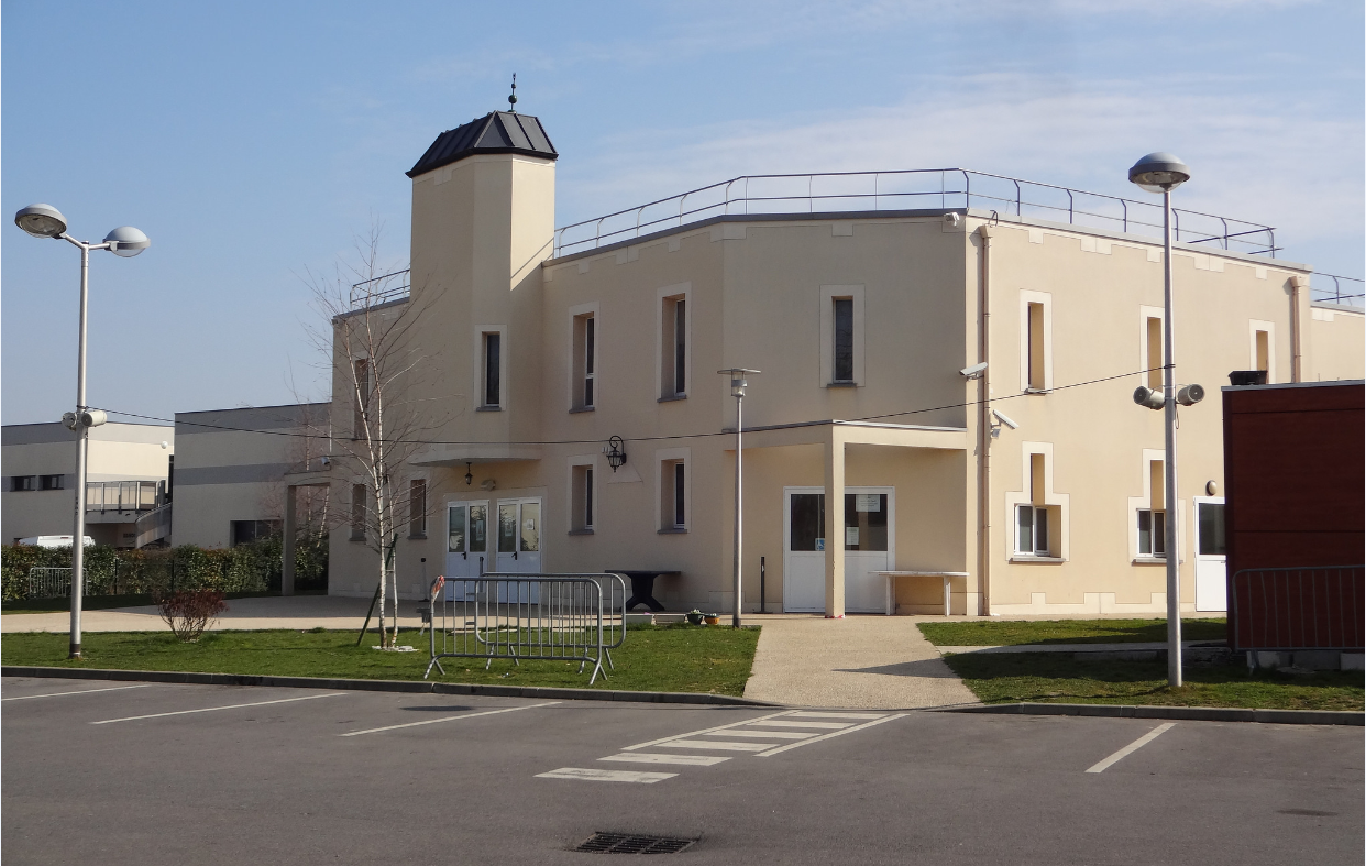 Mosquée de Savigny-le-Temple