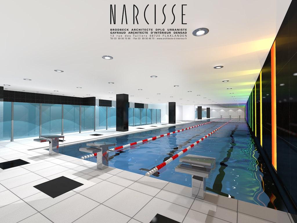 Piscine Centre Annour de Mulhouse