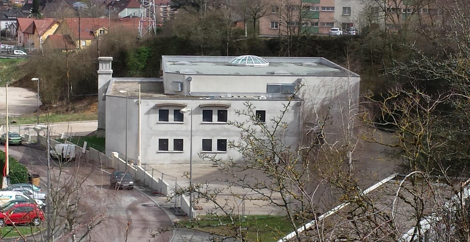 Mosquée du Mont, troisième mosquée de Belfort