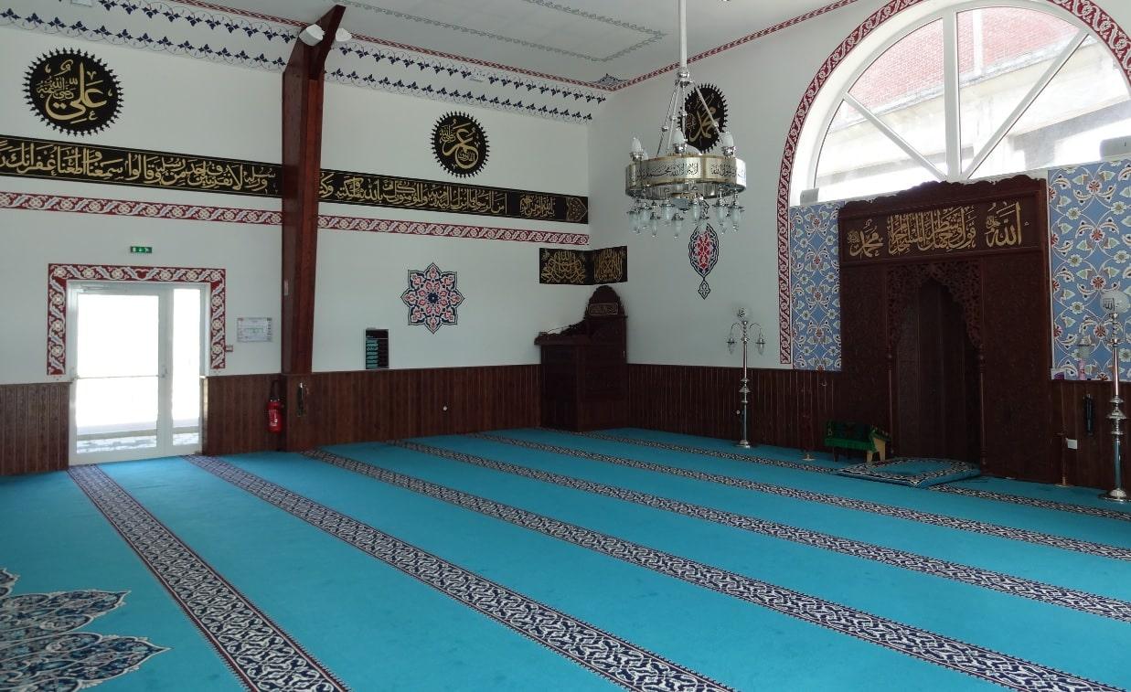 Salle de prière 1 de la mosquée d'Altkirch