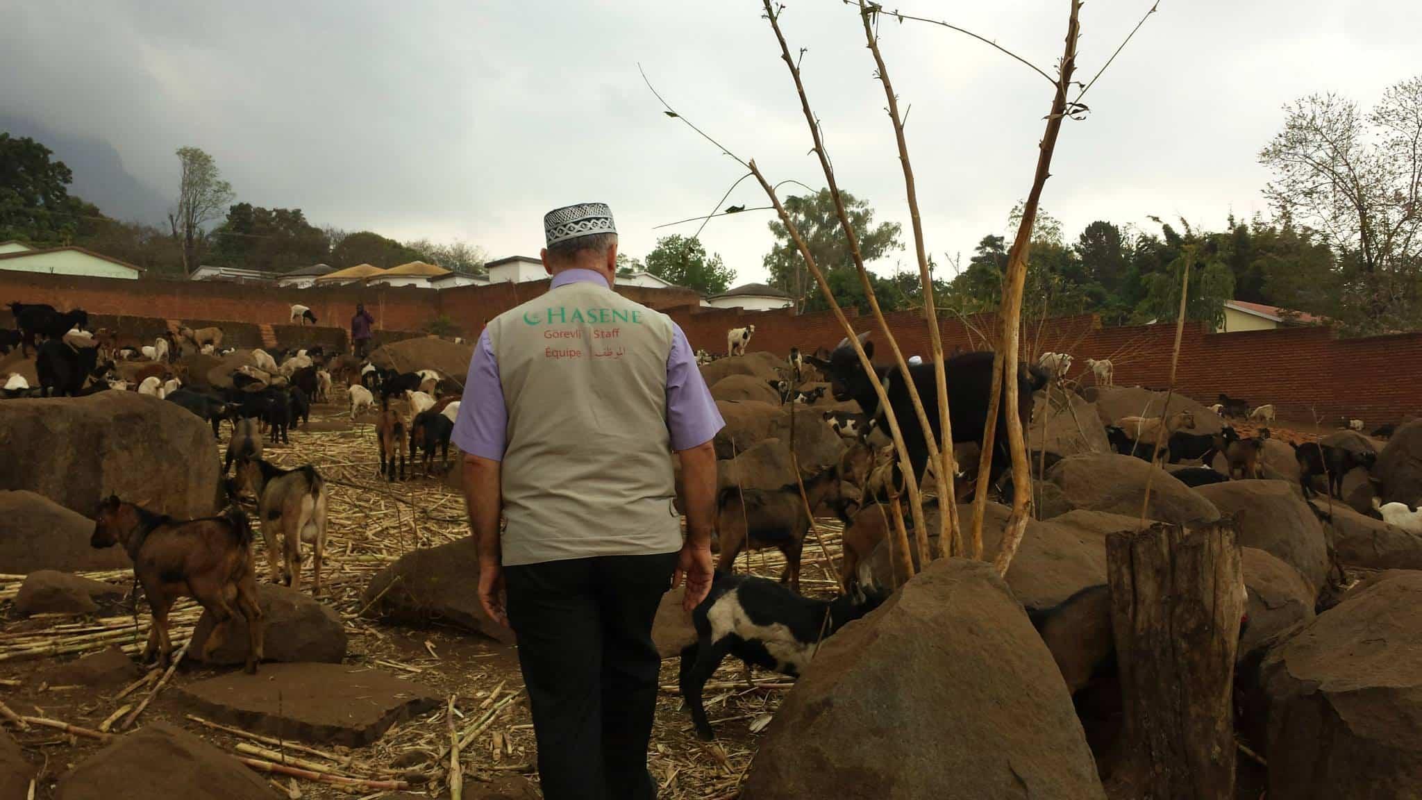 Campagne Qurbane Malawi