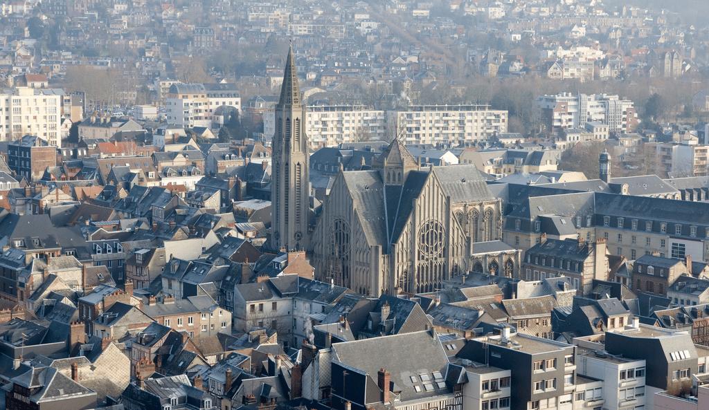 Eglise Saint Nicaise de Rouen