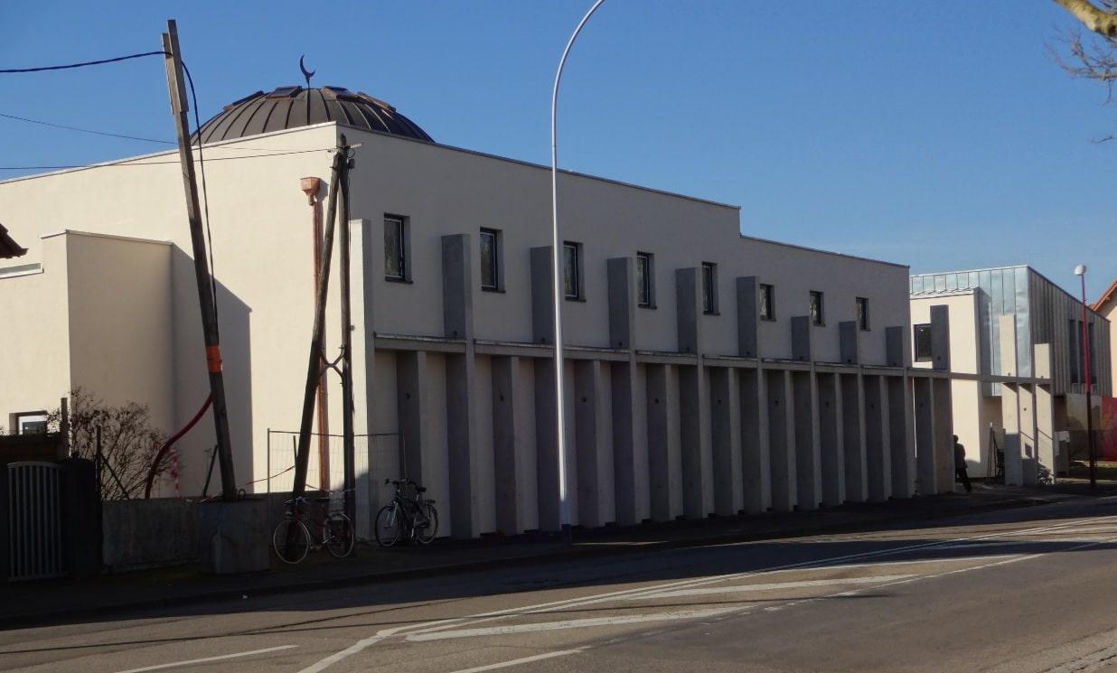 La mosquée de la Robertsau
