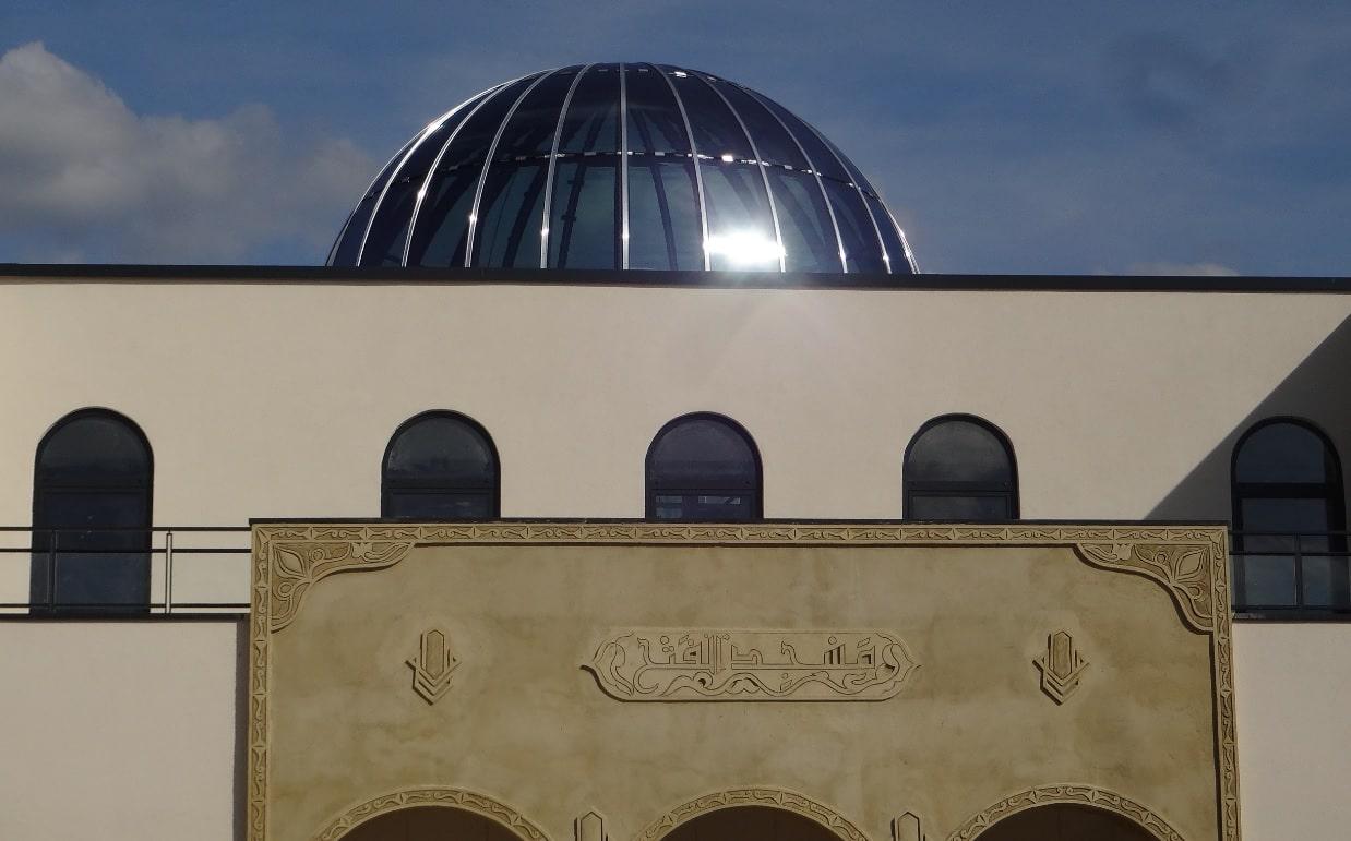 Mosquée El Fath de Saint-Louis Alsace 4