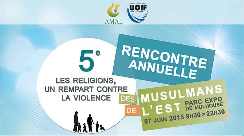 Rencontre Annuelle des Musulmans de l'Est