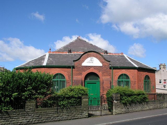 LA MOSQUÉE DE GREAT HARWOOD