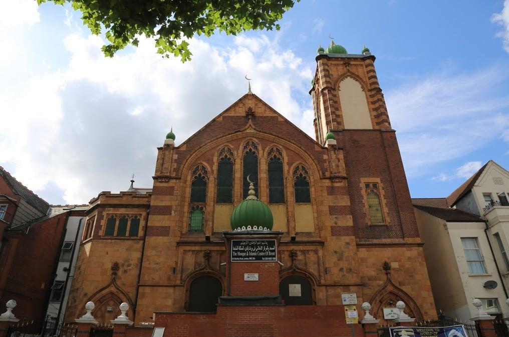La mosquée centrale de Brent