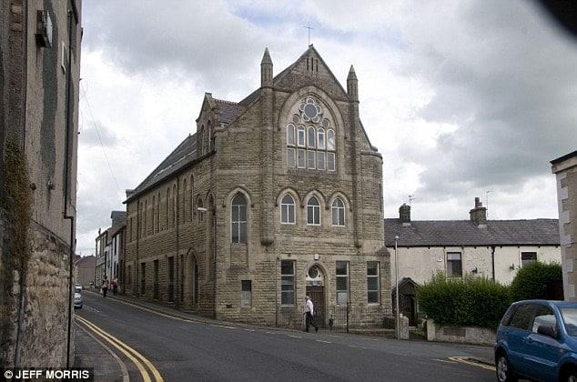 La mosquée de Clithroe