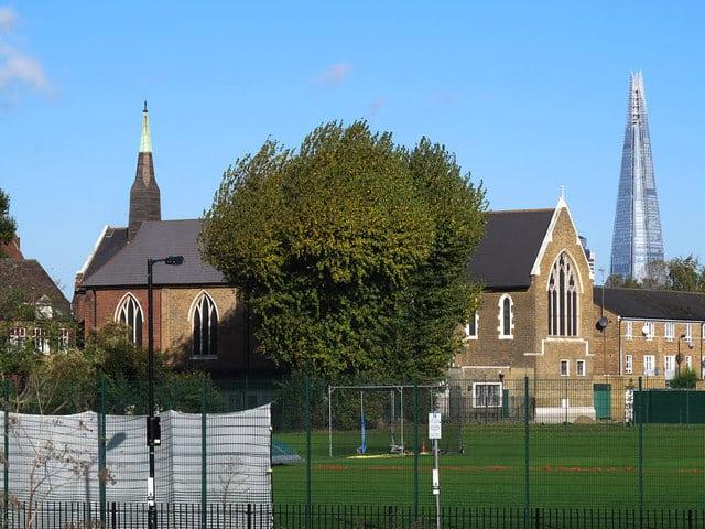 La mosquée de New Peckham