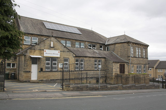 MADINAH MOSQUE, KLEIGHLEY
