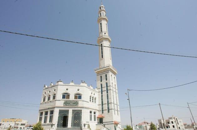 Mosquée Jésus Fils de Marie Jordanie