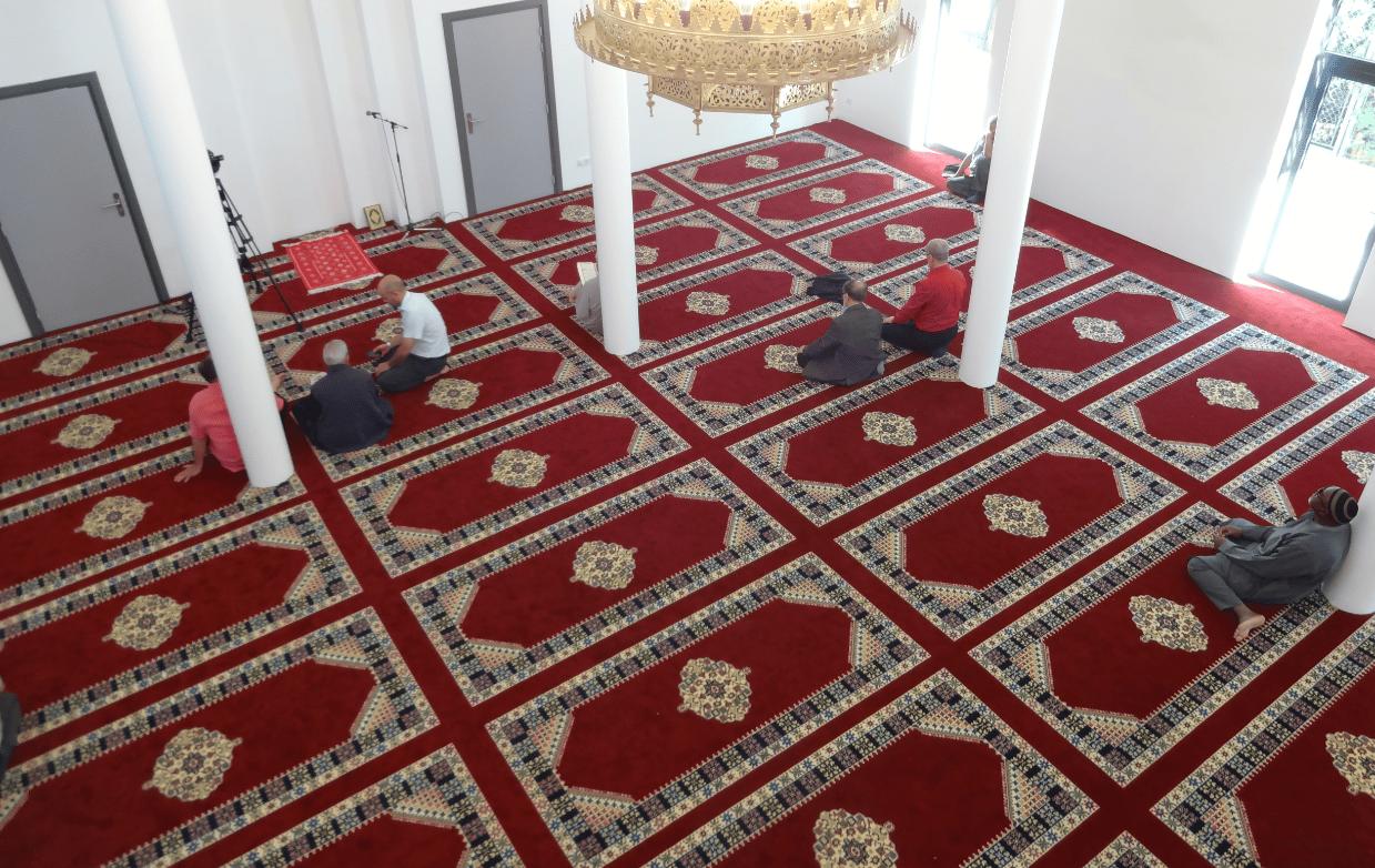 Mosquée de la Robertsau, havre de paix
