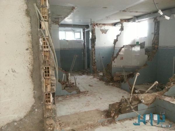 L'unique mosquée sunnite de Téhéran détruite 1