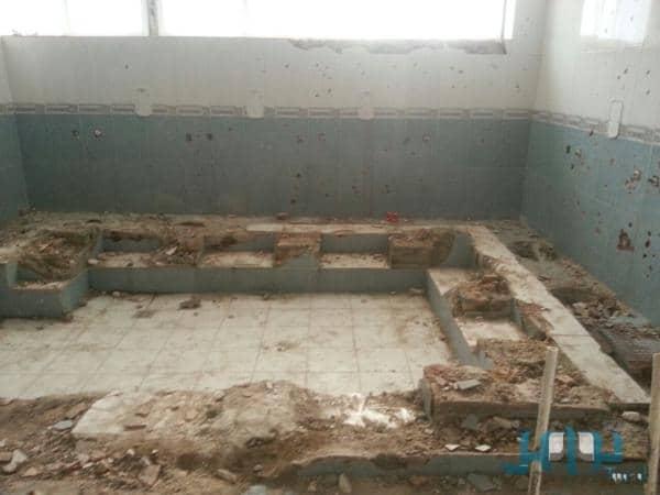 L'unique mosquée sunnite de Téhéran détruite 2