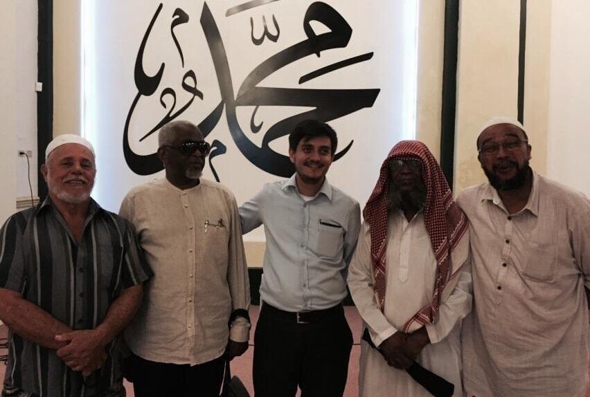 Ouverture de la première salle de prière musulmane à Cuba