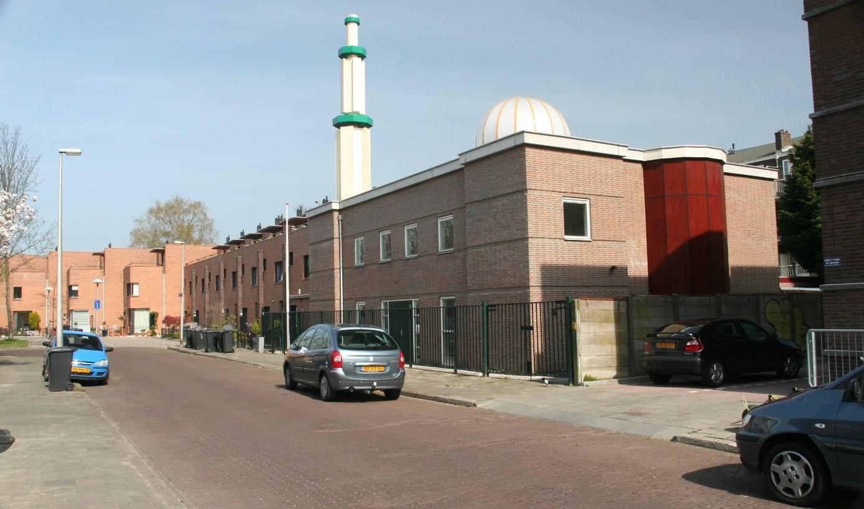 mosquée Ahmadiyya