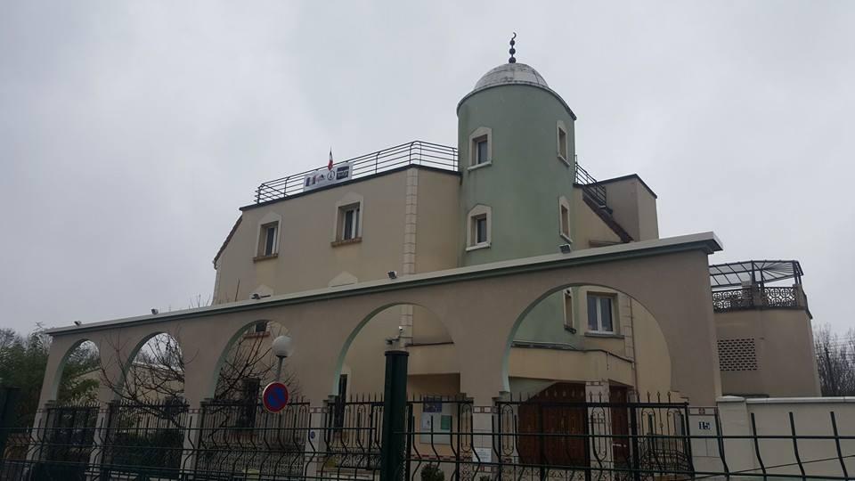 La mosquée de Vigneux