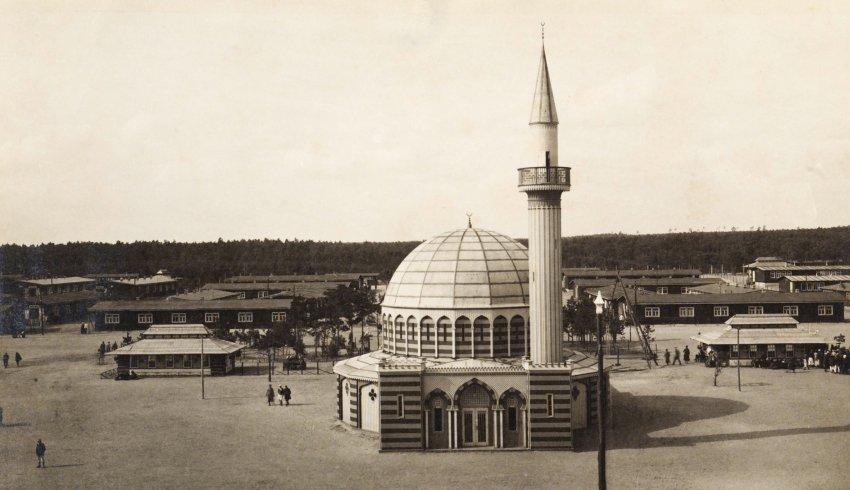Première mosquée d'Allemagne