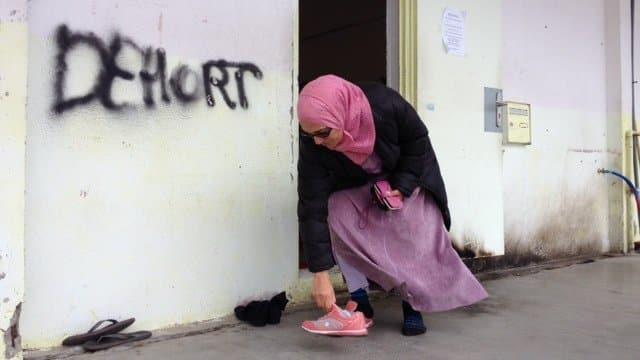 Mosquée vandalisée à Elne