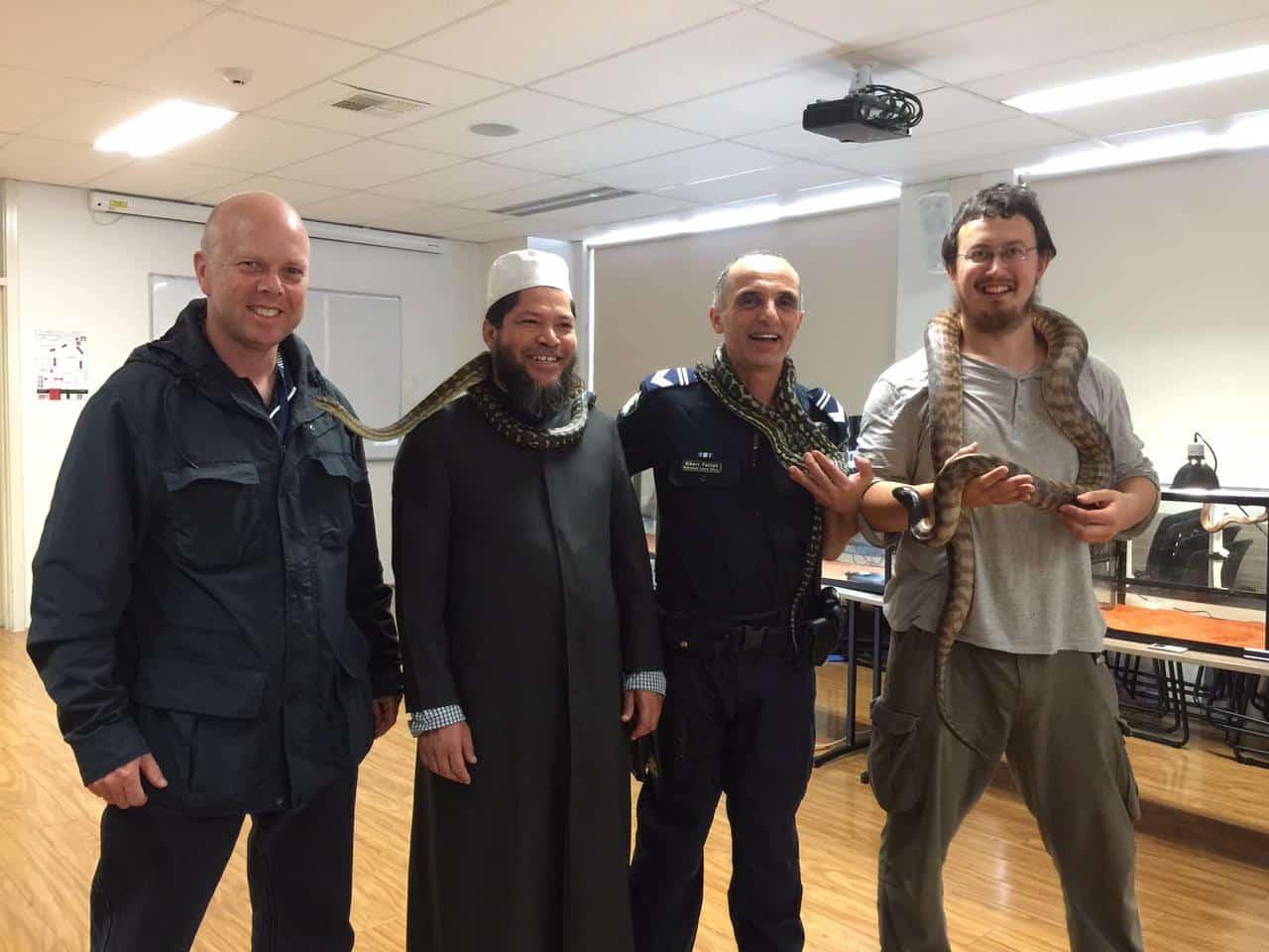 Portes ouvertes mosquées Australie 4