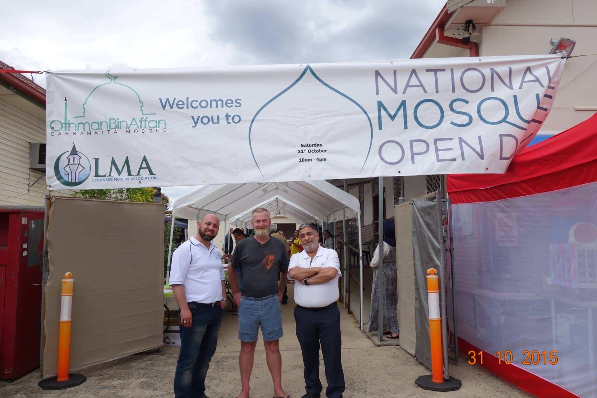 Portes ouvertes mosquées en Australie 2