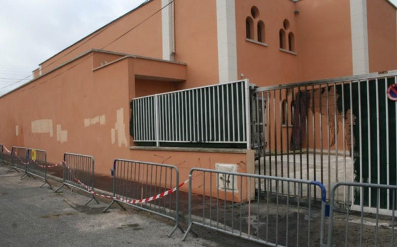 Tentative d'incendie de la mosquée d'Ermont