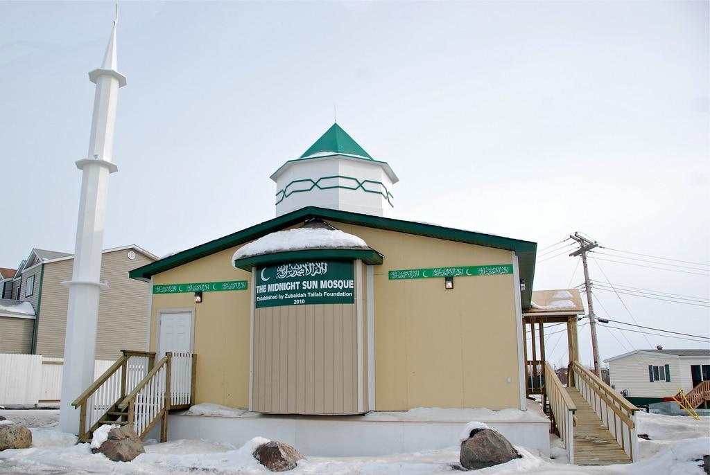 Mosquée d'Inuvik