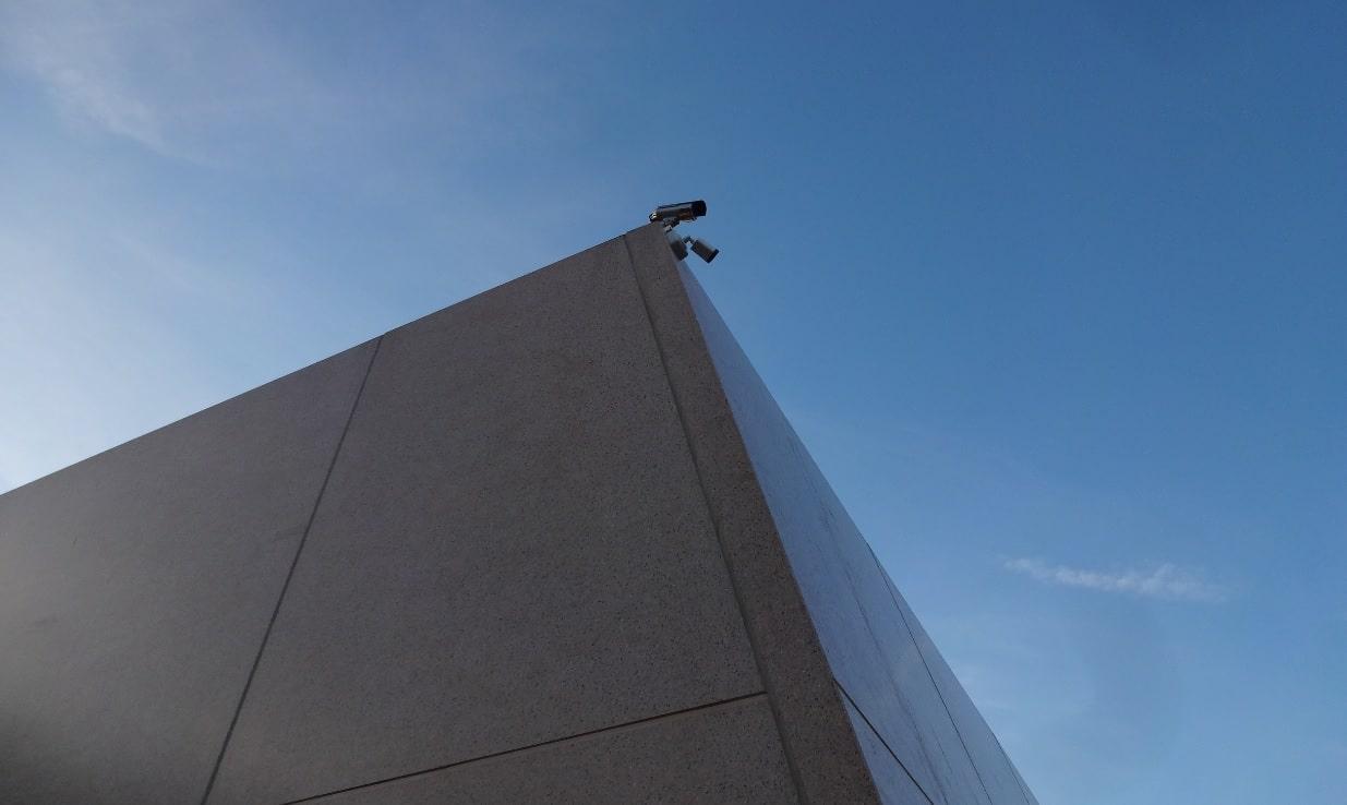 Vidéosurveillance à la grande mosquée de Belfort 2
