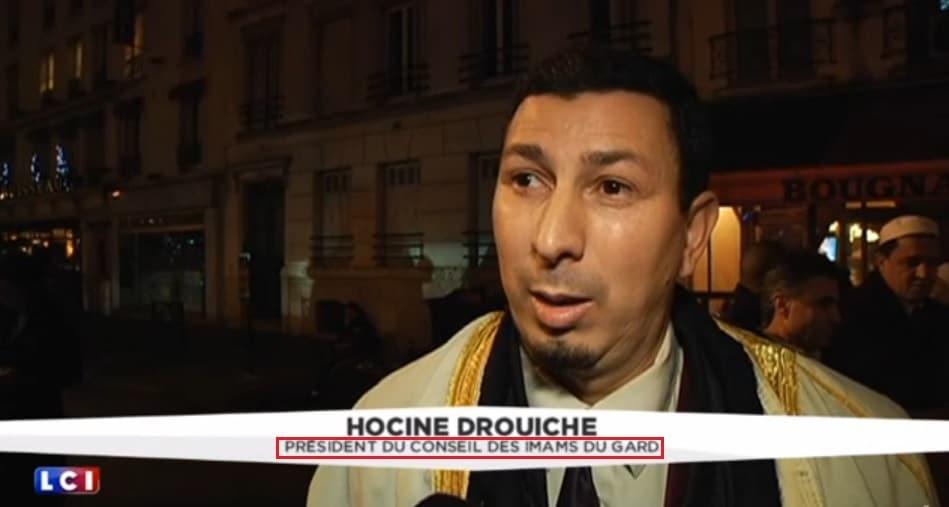 Hocine Drouiche, pseudo imam de Nîmes