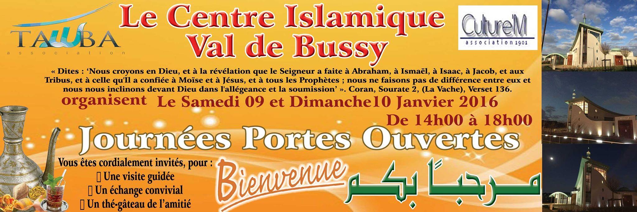 Mosquée Attawba de Bussy-Saint-Georges