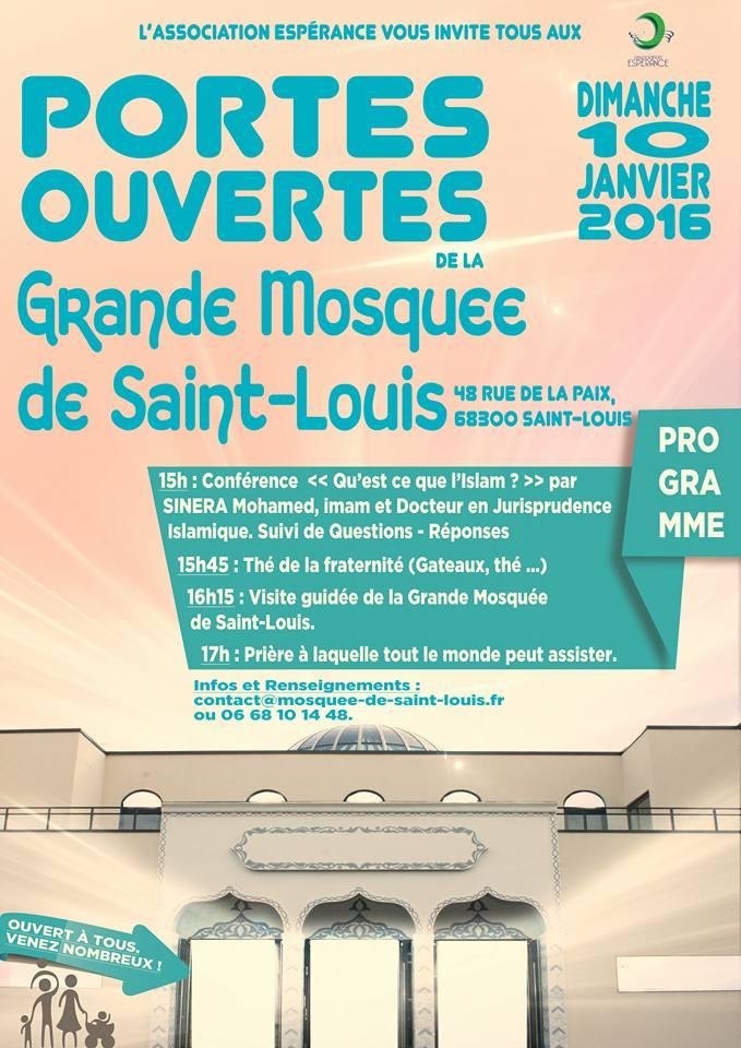 Mosquée El Feth de Saint-Louis